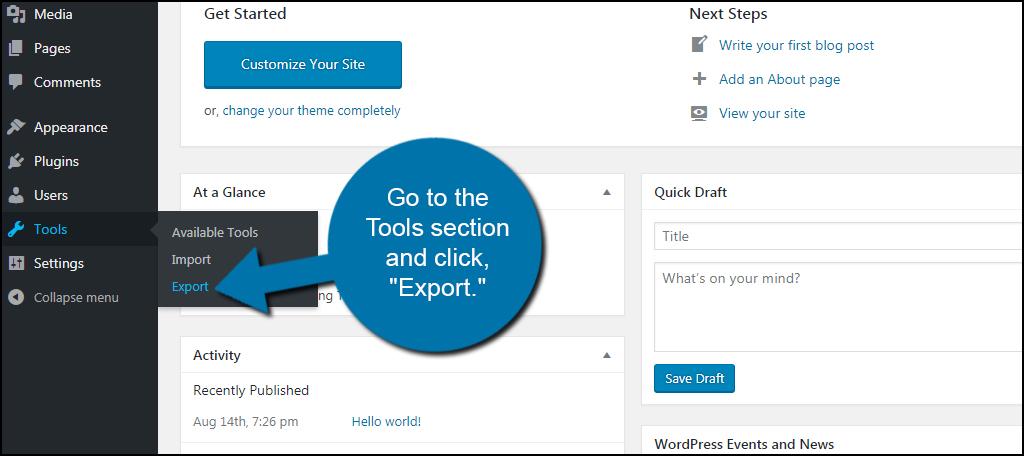ExportTool