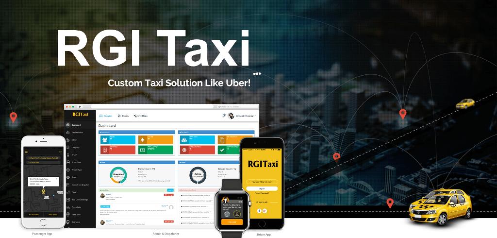 RGI Taxi Solutions